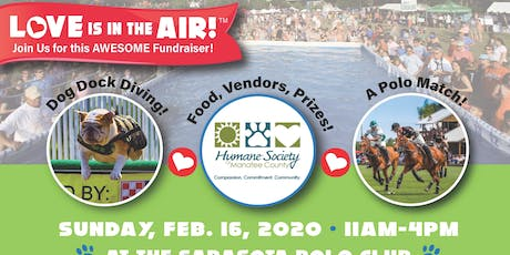 Love is in the Air - Support HSMC tickets