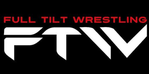 FTW Live Wrestling  - Season 3 :Episode 5  Impractical Jawbreakers