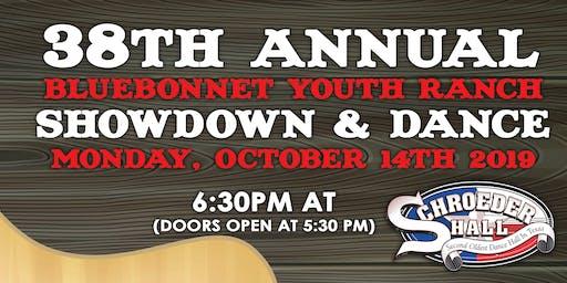 Bluebonnet Youth Ranch Showdown & Dance