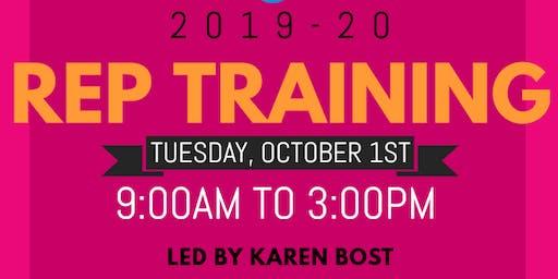 Rep Training