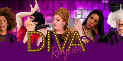 Diva Royale Drag Queen Show Los Angeles - Weekly Drag Queen Shows in Hollywood - Perfect for Bachelorette & Bachelor Parties