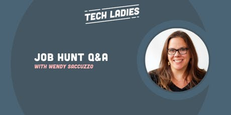 *FREE WEBINAR* Job Hunt Q&A tickets