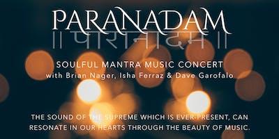 ParaNadam: A Candlelit Soulful Mantra Music Concert