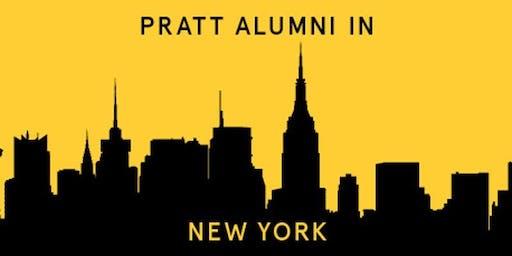 Pratt Alumni NYC Network Fall Season Mixer