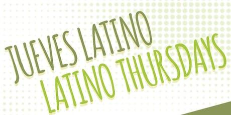 Jueves Latino tickets
