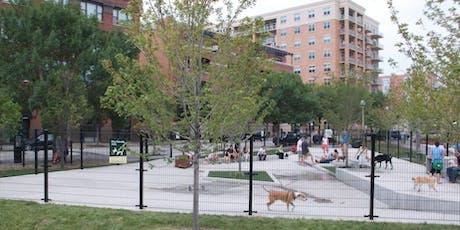 Ribbon Cutting First Dog Park in Bronzeville tickets