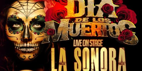 La Sonora Dinamita full band from Colombia. Dia de los Muertos Fri Nov 1 tickets