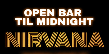 Nirvana Thursdays tickets