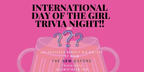 International Day of the Girl Trivia! tickets