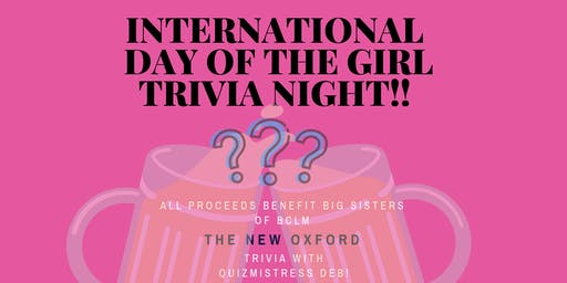 International Day of the Girl Trivia!