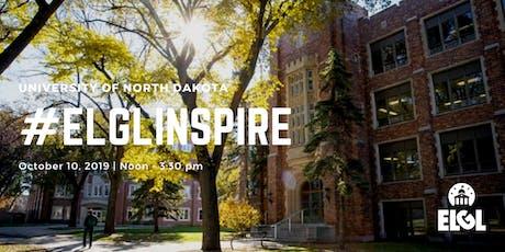 #ELGLInspire - University of North Dakota tickets