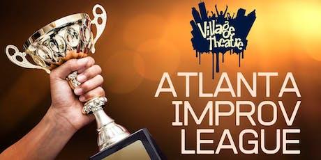 Improv League: #nofilter/Et cetera/Lieutenant Dan tickets