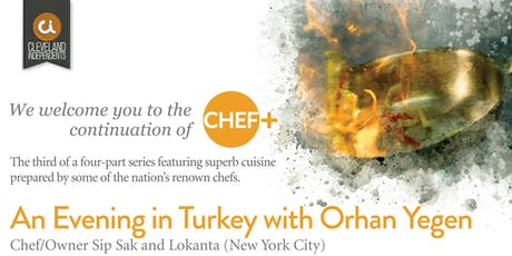 An Evening in Turkey with Orhan Yegen tickets