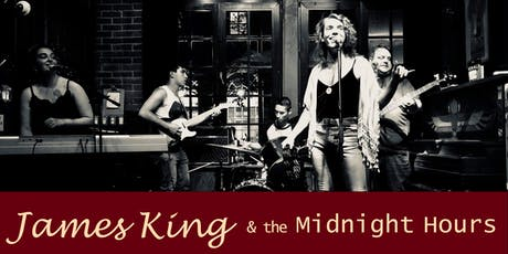 James King & The Midnight Hours tickets