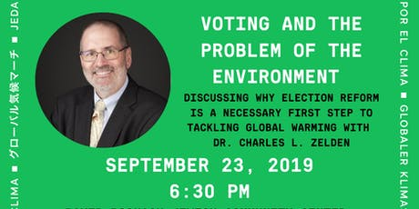 Voting and the Problem of the Environment tickets