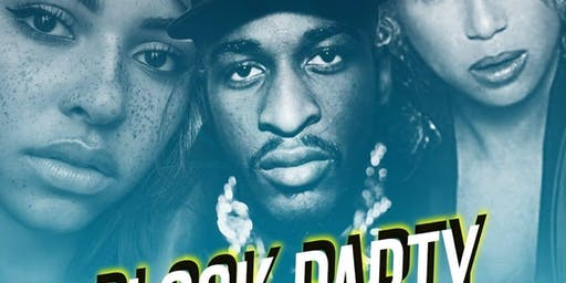 Rakim, Cherrelle, Raiche Live! Block Party Free Concert Series
