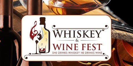 Whiskey and Wine 12.7.2019 tickets