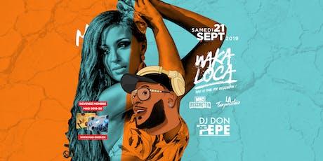 Waka Loca tickets