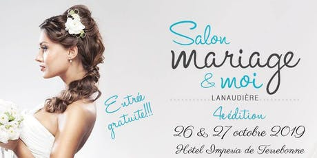 SALON MARIAGE & MOI - VIP tickets