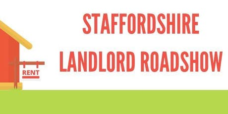 Staffordshire Landlord Roadshow tickets