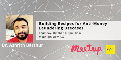 Building Recipes for Anti-Money Laundering Usecases tickets