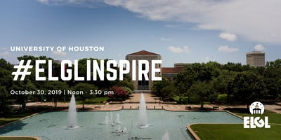 #ELGLInspire - University of Houston
