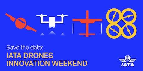 IATA DRONES INNOVATION WEEKEND - MTL 2019 tickets