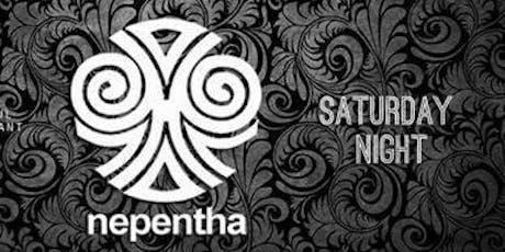 Sabato - NEPENTHA - INGRESSO OMAGGIO ☎+39 3491397993 biglietti