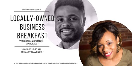 Locally-Owned Business Breakfast tickets
