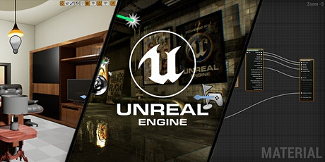 An Introduction to Unreal Engine tickets