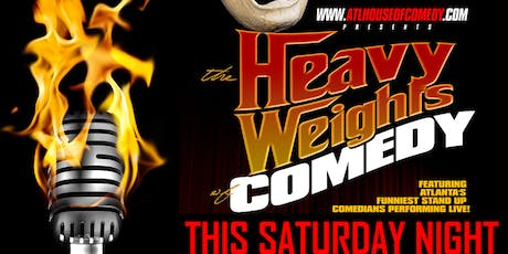 The Heavyweights of Comedy @ Oak Atlanta tickets