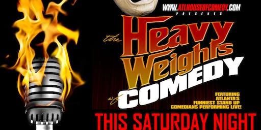 The Heavyweights of Comedy @ Oak Atlanta