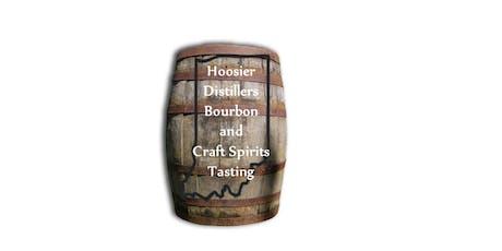 3rd Annual Hoosier Distillers Bourbon & Craft Spirits Tasting tickets