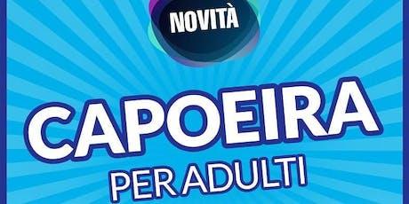 Lezione di Capoeira gratuita biglietti
