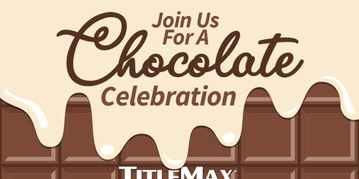 National Chocolate Day at TitleMax Statesboro, GA 1
