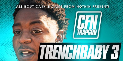 Trenchbaby 3 mixtape release party