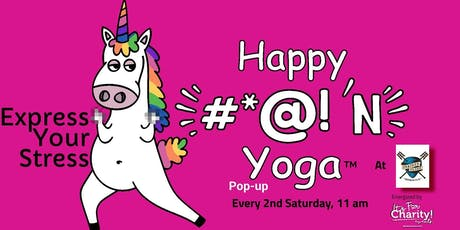 Happy #*@!'N Yoga-For Charity at Panther Island Brewing tickets