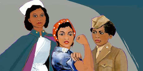 Invisible Warriors: African American Women of World War II tickets