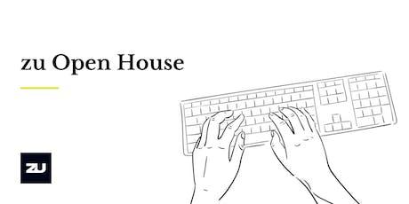 zu Open House tickets