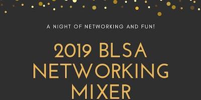 2019 BLSA Networking Mixer