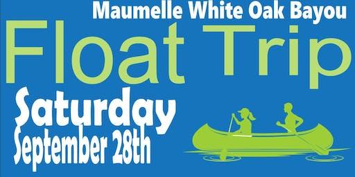 Float the White Oak Bayou