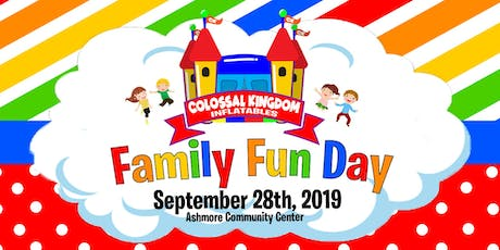 Colossal Kingdom Inflatables - Family Fun Day! tickets