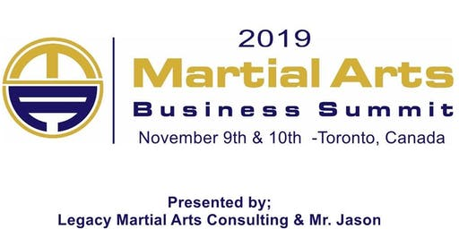 2019 Martial Arts Business Summit