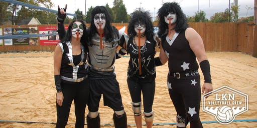LKN Crew's Rock and Roll Shot 4v4 Costume Tournament Oct. 18