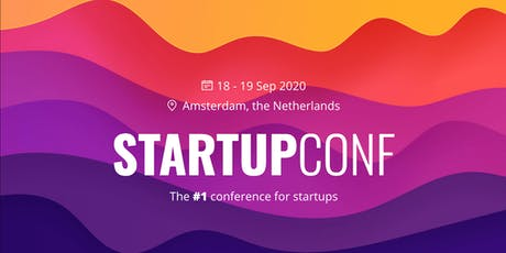 StartupConf 2020 tickets