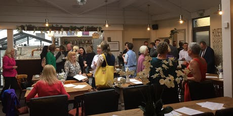 Free Business Networking 1st November 2019 Abergavenny tickets
