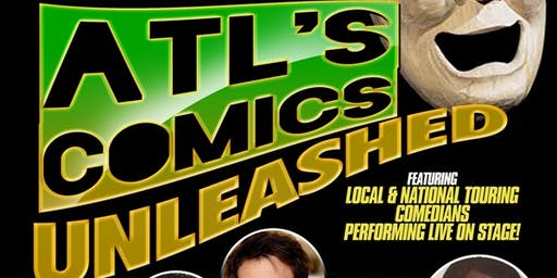 ATL's Comics Unleashed at Suite Lounge