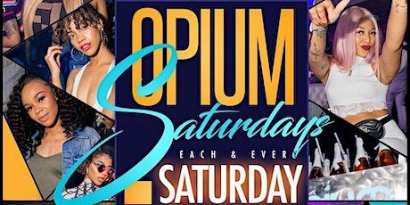 Opium ATL tickets