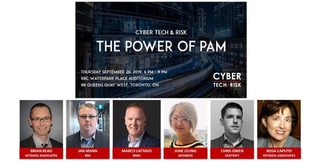 Cyber Tech & Risk - The Power of PAM tickets