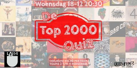 De Top 2000 PopQuiz | Eindhoven tickets